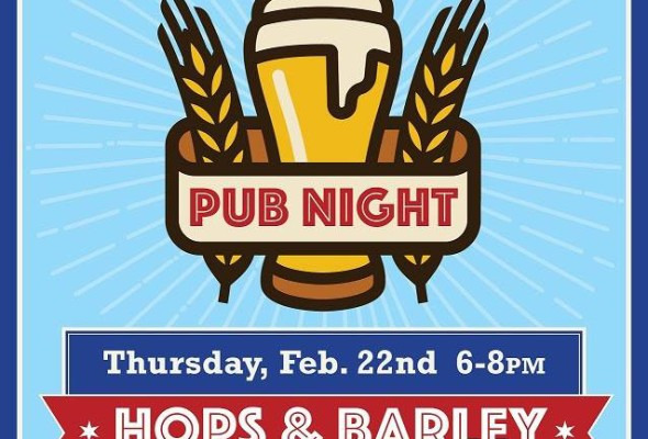 Pub Night: Drinks, Discourse, & Campaign Updates