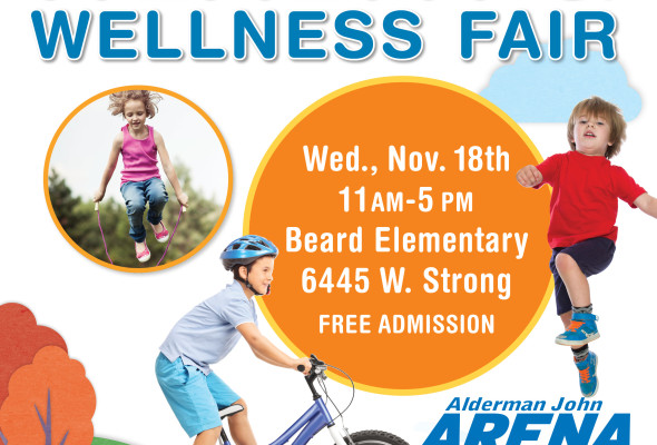 Beard Elementary Health and Wellness Fair