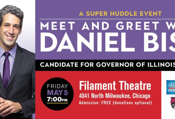 Meet & Greet with Daniel Biss