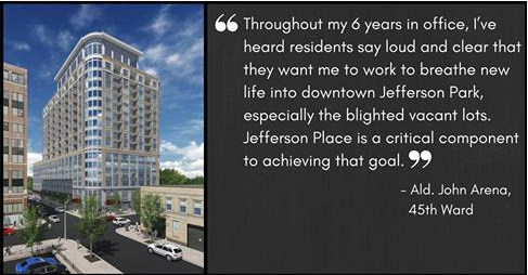 Jefferson Place Update