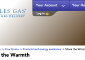 Apply for a Share the Warmth Grant from Peoples Gas