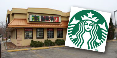 Starbucks to Open at Former Brown's Chicken in Jeff Park