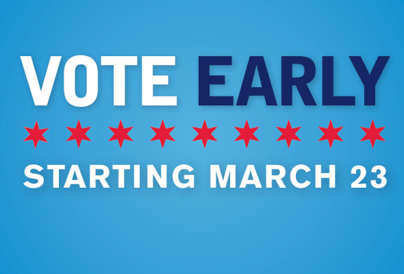 Early Voting Opens March 23