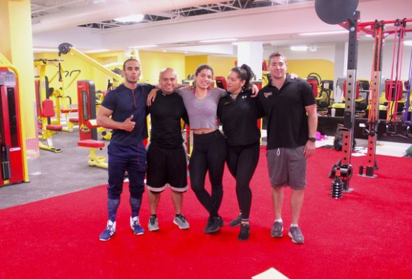 New Retro Fitness Gym Opens at 6Corners