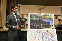 Plans for Restaurant, Cellphone Store, Hair Salon at Vacant Plaza Welcomed