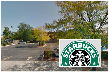 Six Corners Starbucks Planned With Front Patio, 'Public Art Feature'