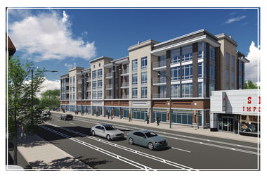 Jefferson Park 'Gateway' Apartments Get Go Ahead From Zoning Committee