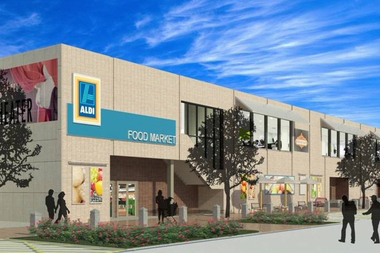 Plan To Turn Vacant Bank Into Grocery, Gym, Starbucks Gets Warm Reception