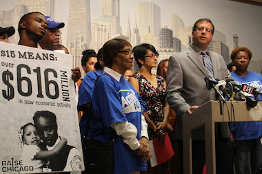 Minimum Wage in Chicago Increased July 1