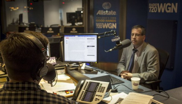 WGN Radio with Mike Stephen: 45th Ward Alderman John Arena and the Chicago Progressive Caucus