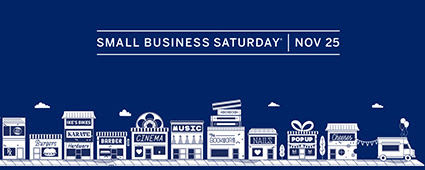 Love Your Local on Small Business Saturday