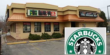 Starbucks Planned for Former Brown's Chicken Lot
