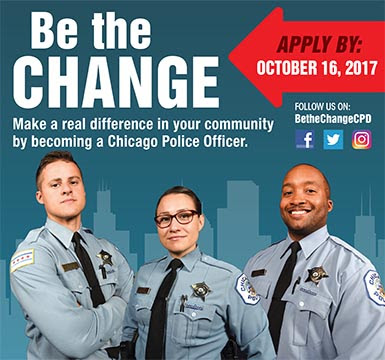 Apply to Become a Police Officer