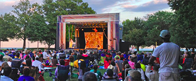 Shakespeare in the Parks